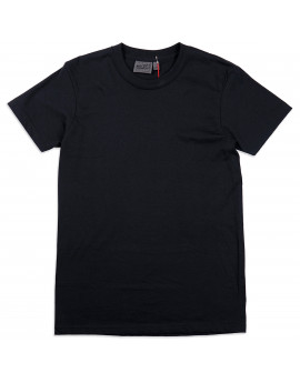 Футболка Naked and Famous Vintage Circular Knit Black