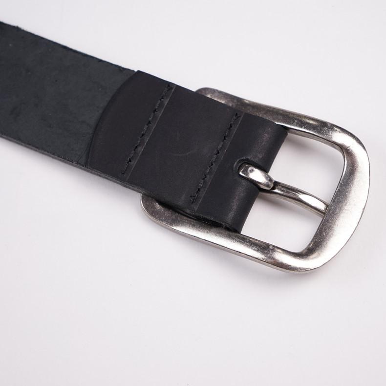 Ремень Naked and Famous Thickbelt black