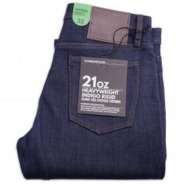 Джинсы The Unbranded Brand UB221Tapered Fit 21 oz Selvedge