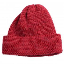 Шапка Universal Works Short Watch Cap British Wool - Red