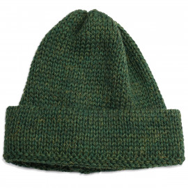 Шапка Universal Works Short Watch Cap British Wool - Green