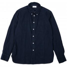 Рубашка Universal Works Everyday Shirt Super Fine Cord Navy