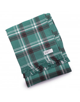 Шарф Universal Works Long scarf 23193 Green/White Check