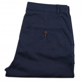 Брюки Universal Works Twill Military Chino Navy