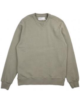 Толстовка Universal Works Dry Handle Loopback Classic Crew Sweatshirt Laurel