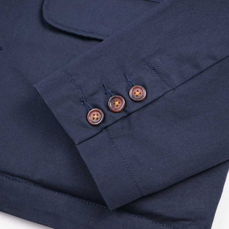 Куртка Universal Works Warmus Jacket Twill Navy