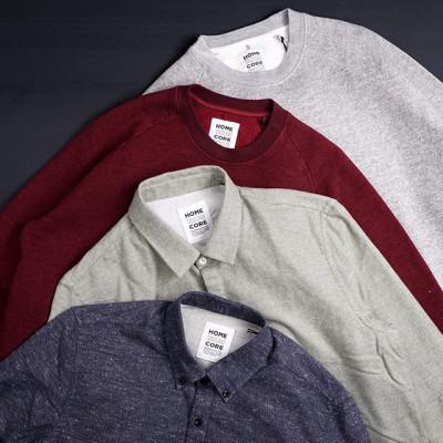 New Brand: Homecore - бренд появился во Франции в 1992 году и начал свой путь в сегменте streetwear- стиля, на волне популярности уличной культуры в духе того времени под лозунгом «Мир, любовь, единство и веселье». Но спустя 27 лет эволюционировал и приобрел более взрослый и сдержанный акцент, добавив в свою коллекцию пиджаки, брюки и рубашки сочетающие в себе французскую элегантность и наследие от рабочей одежды старого образца. Тем самым Homecore занял свое место в ряду с более молодыми, но не менее интересными компаниями - Universal Works и Bleu de Paname, многие из наших покупателей хорошо знакомы со стилем этих брендов. Made in Portugal.  Доступны в магазине, скоро онлайн. 📍Санкт-Петербург, ул. Мира, 5 ☎ +7 963 346 14 38 (12-21)  #Zefear #Homecore  #MadeinPortugal #FrenchFashion #Streetwear #Sweatshirt #mensfashion #menswear #fleece #flannel #brushed #selvedge #selvage #denimstore #saintpetersburg #санктпетербург @homecore_paris