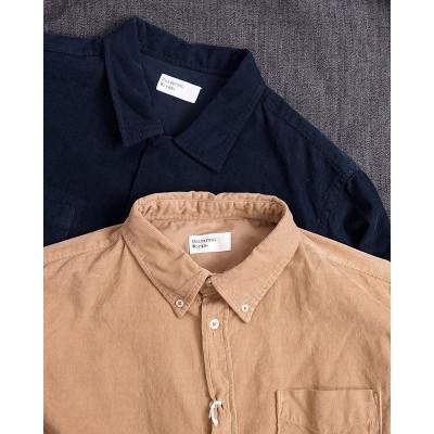 Вельветовые рубашки отлично подходят для зимнего сезона, в нашем магазине доступно несколько разных моделей рубашек от Universal Works. Базовая рубашка Everyday Shirt - обладает стандартным кроем, дополнена одним аккуратным карманом и классическим воротником на пуговицах. Garage Shirt - имеет расслабленный прямой крой, два нагрудных кармана, и свободный ворот с петлей для пуговицы в стиле гавайской рубашки. Сделано в Португалии! 6880 рублей  Интернет-магазин - https://zefear.ru/10-universal-works 📍Санкт-Петербург, ул. Мира, 5 ☎ +7 963 346 14 38 (12-21)  #Zefear #UW #UniwersalWorks #fracap #Cargopant #Madeinportugal #Workwear #Military  #Sweatshirt #Vintage #Repro #swetshirt #heritage #vintage #mensfashion #menswear #saintpetersburg #corduroy #everydayshirt #garageshirt ##velvet #mensfashion #menswear