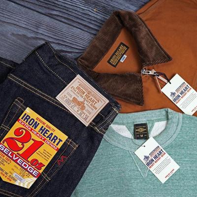 New in store: Поступление от Iron Heart, мы пополнили размеры моделей 634S и 666S-21! А также появились новые модели свитшотов, футболок и новая модель рабочей куртки из тяжелого канваса. Made in Japan!  Доступно в магазине, онлайн скоро - https://zefear.ru/45-iron-heart 📍Санкт-Петербург, ул. Мира, 5 ☎ +7 963 346 14 38 (12-21)  #Zefear #japanesedenim #selvedgedenim #selvagedenim #selvedge #selvage #heritage #vintage #heavyweight #ih666s #21oz #ironheartjapan #ironheartdenim #worksinc #japanesefashion #americana #duckcanvas workwear #workstyle #IronHeart #IronHeartJapan #IronHeartDenim #ih634S #IH777XHS #MadeinJapan #Handmade @ironheartdenim