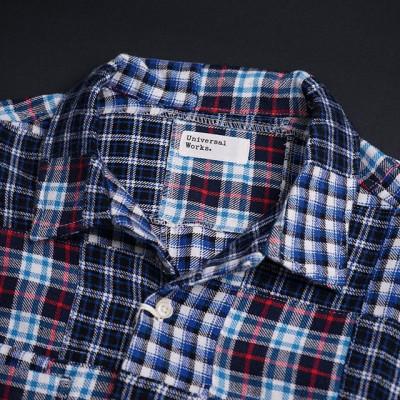 Новая модель рубашки Universal Works