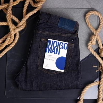 New in store: Пополнили весь размерный ряд модели Japan Blue Jeans